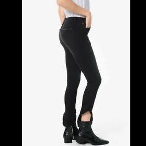 Joe's Jeans Black Trina The Icon Skinny Jeans 29